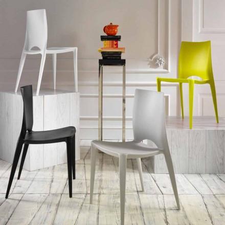 Conjunto de 4 cadeiras de jantar / cozinha Felicia, design moderno