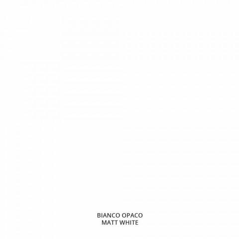 Banqueta alta design em polietileno Made in Italy - Tinuccia