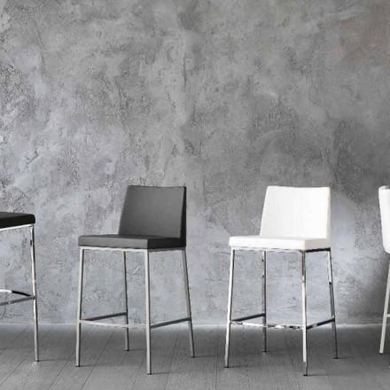 Banqueta design moderno Celine H 65 cm