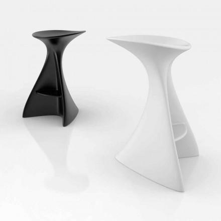 As fezes Modern Solid Surface Vega, feitas à mão na Itália