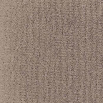 Banquinho Elegante em Veludo Acolchoado Colorido e Metal Antracite - Scarat