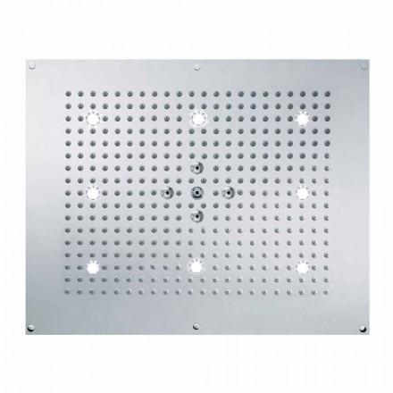 Bossini 2 jatos chuveiro Sonho Nebuloso com luzes LED, design moderno