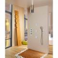 Bossini Elegant 1 cabeça de chuveiro spray, design moderno