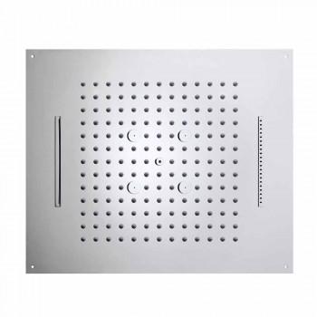 Chuveiros modernos do chuveiro quatro funções do chefe de Bossini