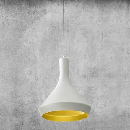 Suspensão de design em alumínio fabricado na Itália - Cappadocia Aldo Bernardi