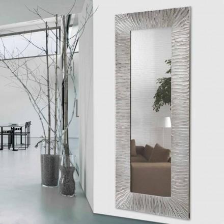 Espelho de Parede Onde por Viadurini Decor, made in Italy