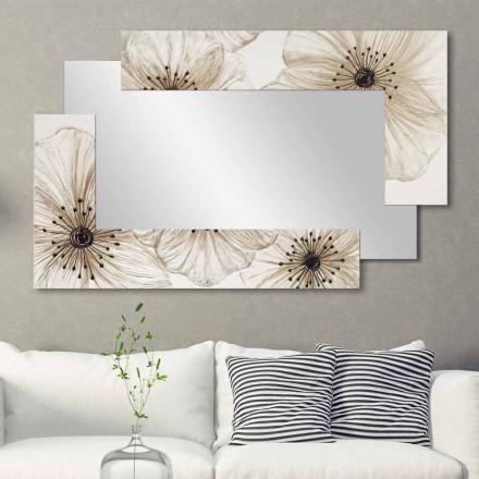 Espelho de parede Designer Sabbiate by Viadurini Decor