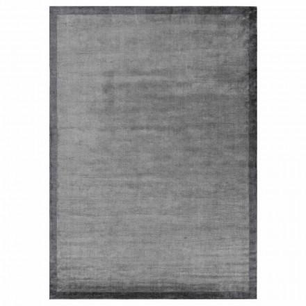 Design de carpete afiado em algodão e viscose para sala de estar - Planetario