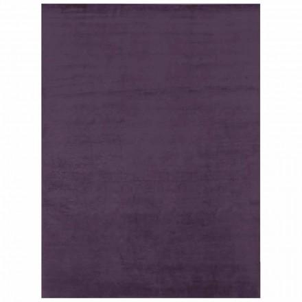 Tapete de design moderno em seda colorida e grandes dimensões - Outlook