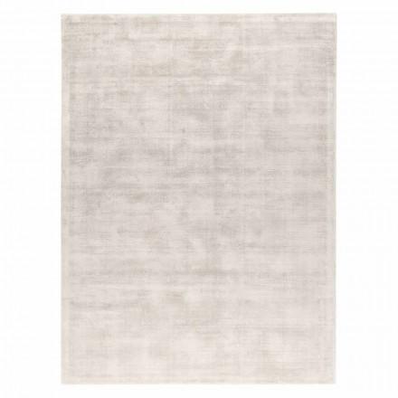 Tapete de design versátil personalizável em viscose e algodão - Mutter