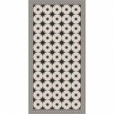 Tapete de vinil retangular de design moderno com fantasia - Osturio