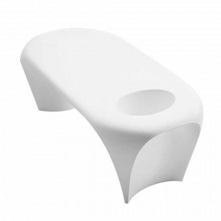 Mesa de centro externa ou interna com Spumantiera, design de 2 peças - Lily by Myyour