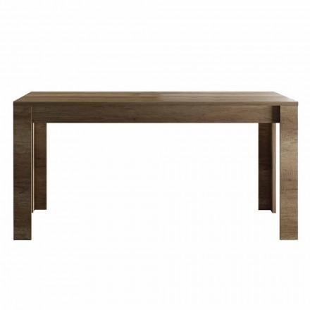 Mesa extensível até 185 cm de Made in Italy Melamine Design - Ketra