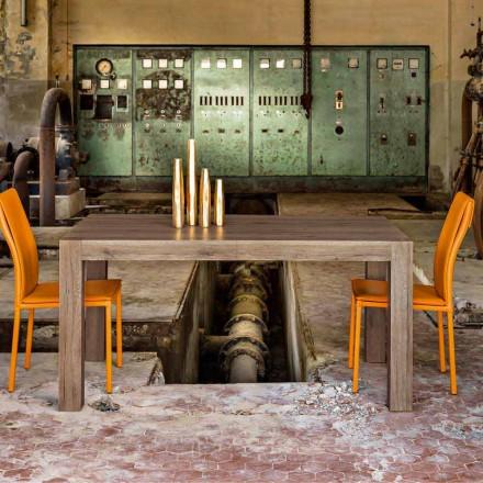 Mesa de jantar extensível até 300 cm com um design moderno Oky