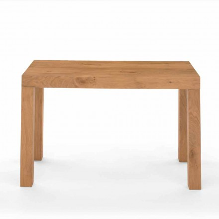 Mesa de console extensível em madeira Venereed Made in Italy - Gordito