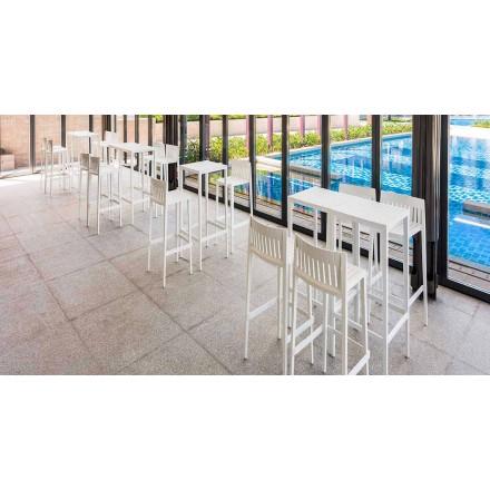 Mesa de jardim Spritz by Vondom em polipropileno com fibra de vidro