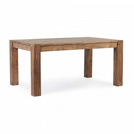 Homemotion - Mesa de Jantar Extensível Wonder Wood até 300 cm