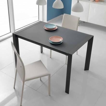 Mesa extensível oddo, design moderno
