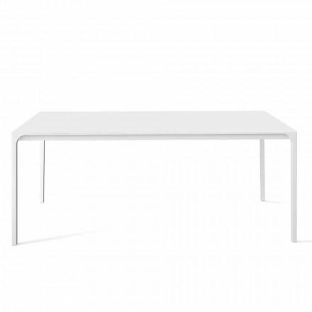 Mesa de Jantar Extensível Até 265 cm de Made in Italy Design - Bonaldo Zen
