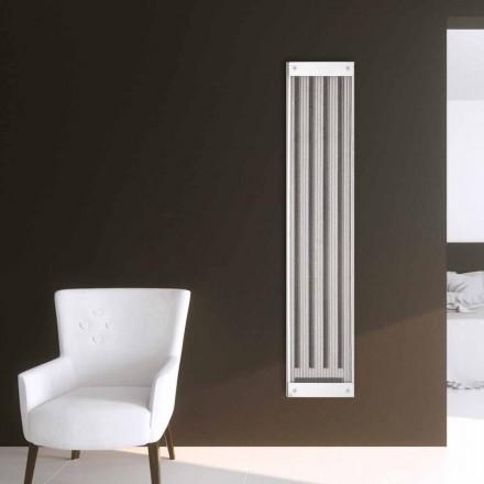 Design moderno radiador elétrico vertical New Dress by Scirocco H