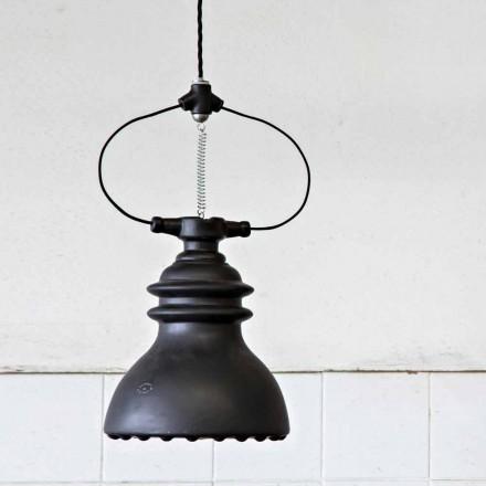 Toscot Battersea luminária de cerâmica, design moderno feito na Itália