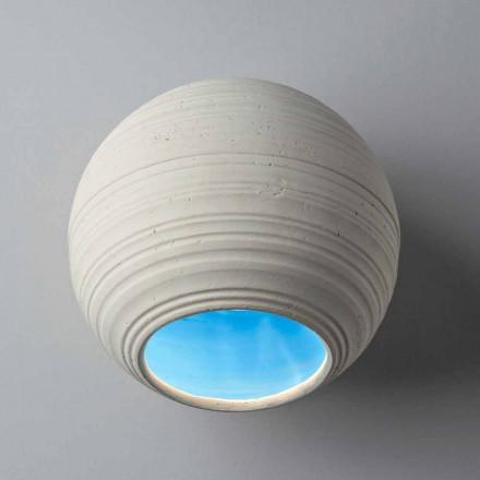 Candeeiro de parede / candeeiro de tecto Toscot Newton, fabricado na Toscana