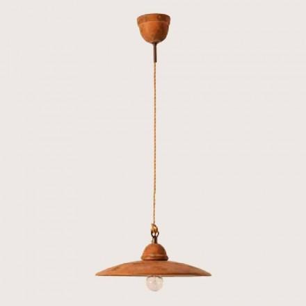 Toscot Settimello luminária artesanal de terracota
