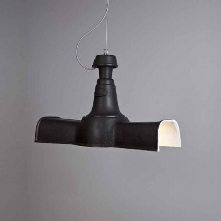 Luz pingente Toscot Torino Helix feita na Toscana