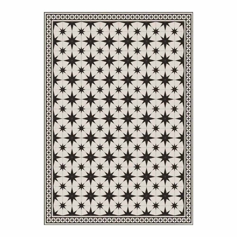 American Placemat Patterned Design em Pvc e Poliéster - Osturio