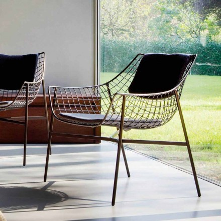 Poltrona ao ar livre com design moderno, Summer set by Varaschin