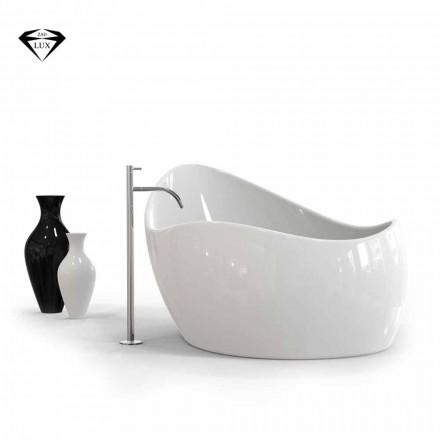 Design moderno Superfície Sólida banheira Finger Food, made in Italy