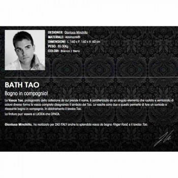 Banho Banho Móveis Banho inAdamantx® Tao Made in Italy