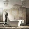 Banheira autônoma design moderno produzido 100% na Itália Ragusa