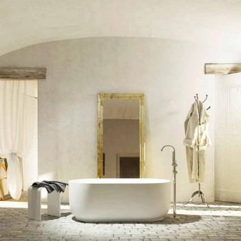 Banheira autônoma de design moderno produzida na Itália Zollino