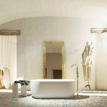 Banheira autônoma de design moderno produzida 100% na Itália Zollino