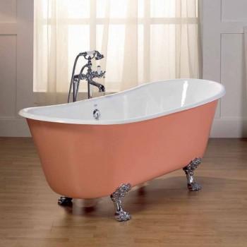 banheira em ferro fundido com pés Melissa