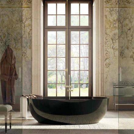 Modern design reestanding banheira Fabriano, feita 100% na Itália