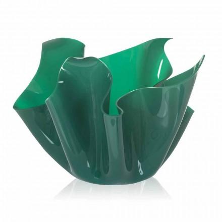 Design moderno pina ao ar livre / interior Pina, acabamento verde, feito na Itália