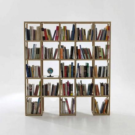 Estante de design modular Zia Babele I Castelli 6