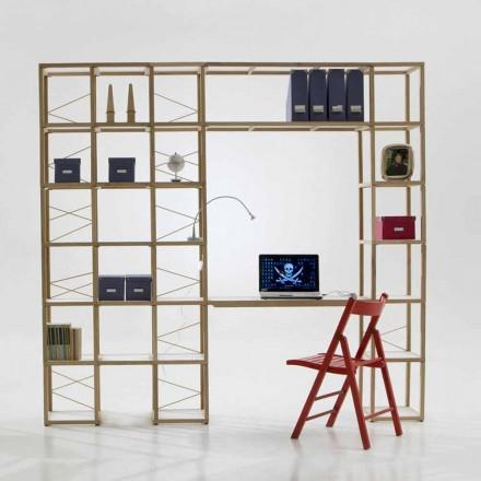 Estante de design modular Zia Babele I Castelli 13