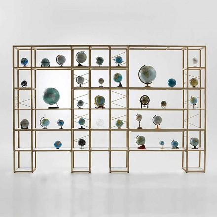 Estante de design modular Zia Babele I Castelli 14