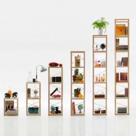 Estante design modular Zia Babele Le Torri