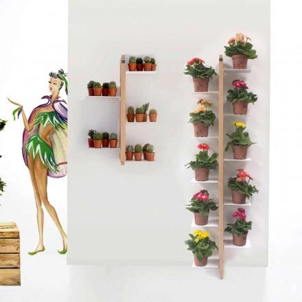 Suporte para plantas de montagem na parede Zia Flora