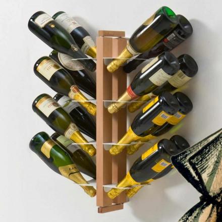 Suporte para garrafas suspensas de dois lados Zia Gaia